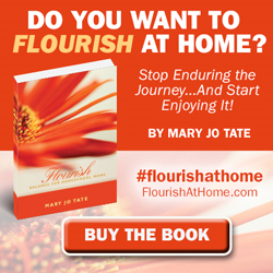 Flourish: Balance for Homeschool Moms. Stop Enduring the Journey—and Start Enjoying It!